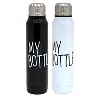Качественная Термос бутылка MY BOTTLE Май ботл 0,35л, фото 4