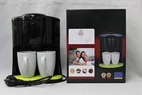 Профессиональная кофеварка капельная CROWNBERG CB-1560, фото 2