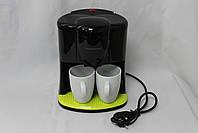 Профессиональная кофеварка капельная CROWNBERG CB-1560, фото 5