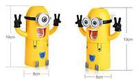 Яркий Автоматический детский дозатор зубной пасты Миньон. Лучшая Цена!, фото 6