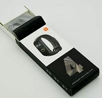 Фитнес-часы М4, смарт браслет smart watch, аналог mi band 4, треккер, сенсорные фитнес часы, фото 5