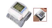 Качественный Точный цифровой Тонометр на запястье CK - 102S. Лучшая Цена!, фото 5