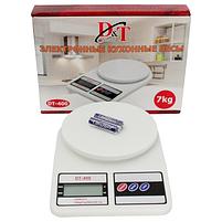 Электронные кухонные весы DT 400 D&T Smart до 10 кг, фото 5