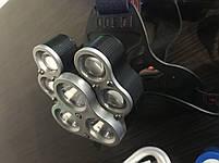 Тактический универсальный аккумуляторный налобный фонарь W-627-T6, фото 5