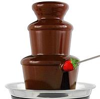 Мини Шоколадный фонтан MINI CHOCOLATE FONTAINE Лучшая цена!, фото 7