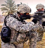 Защита наколенники налокотники штурмовые тактические набор Shell, фото 7