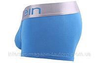 Трусы боксеры C**vin K**in Steel хлопок cotton мужские нижнее мужское белье, фото 2
