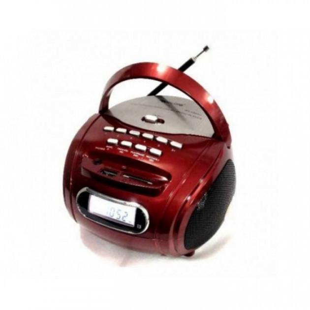 🛍️ Портативная колонка бумбокс MP3 USB радио Golon RX 186 приёмник