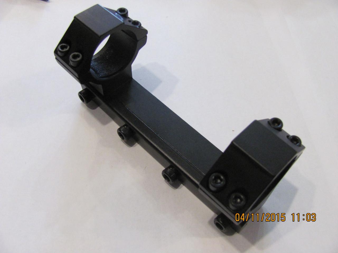 Моноблок для креплени оптики 30 мм , на ласточкин хвост
