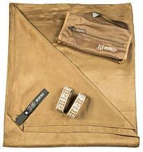 Полотенце mcNett Microfiber Tactical Towel L бежевый