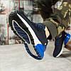 Кроссовки мужские 10052, BaaS 270, темно-синие, [ 42 45 ] р. 42-27,0см., фото 5