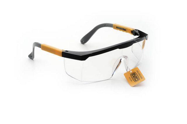 Очки защитные СИЛА (480208) ПРОТЕКТОР/прозрачные