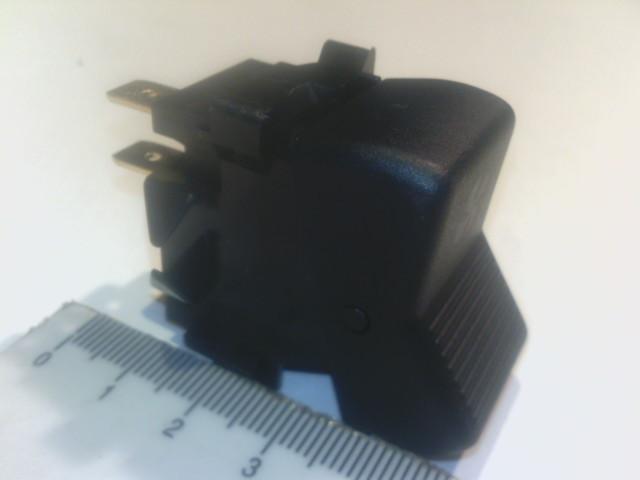 Включатель-клавиша печки ВАЗ 2107, Радиодеталь (72.3709-02) с подсветкой