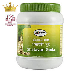 Шатавари Гуда (Shatavari Guda, SDM) 500 грам - Аюрведа преміум класу
