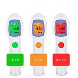 Термометр медицинский безконтактный инфракрасный Dikang HG01 градусник безконтактный, фото 4