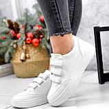 Кроссовки женские Lana белые 2816, фото 2