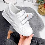 Кроссовки женские Lana белые 2816, фото 6