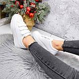 Кроссовки женские Lana белые 2816, фото 7