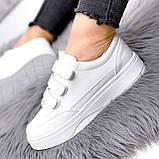Кроссовки женские Lana белые 2816, фото 8