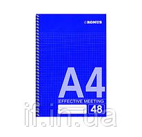"Блокнот А-4 ""Romus"" 48арк.бок/спір. 4820160882928"