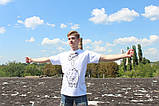 Белая футболка Юность, фото 2