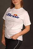 Белая футболка Ellesse, фото 3