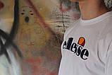 Белая футболка Ellesse, фото 4