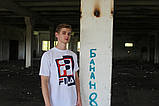 Белая футболка Fila, фото 2