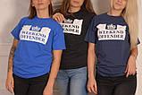 Черная футболка Weekend Offender, фото 3