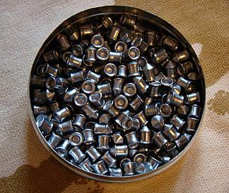 Пули для пневматического оружия Winner 0.65 гр, остроголовые, фото 2