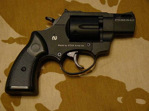 Стартовий револьвер Stalker R1, фото 2
