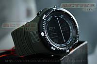 Часы военные, Тактические Skmei 5.11 (Tactical Field Ops) (green) - (ВІДЕО)