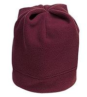 Шапка Port Authority Stretch Fleece, колір Maroon