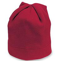 Шапка Port Authority Stretch Fleece, колір Red