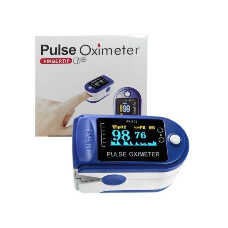 Пульсоксиметр медицинский пальчиковый PULSEXYMETER OXYGEN пульсометр