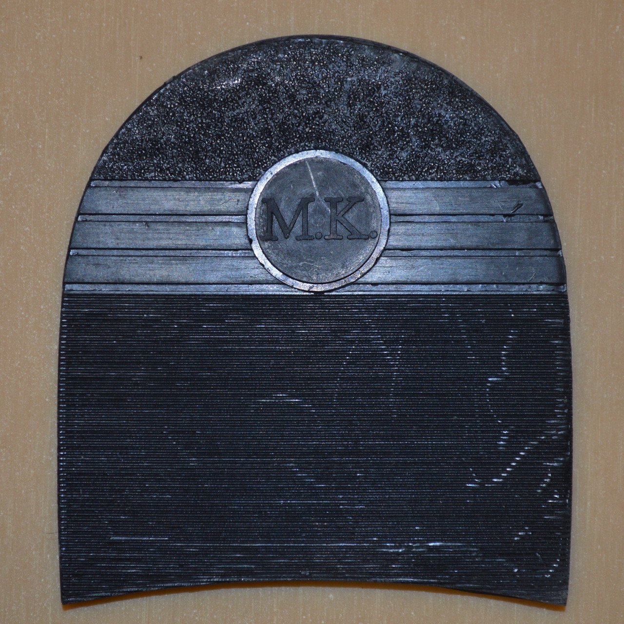 """Набойки формованные """"MK"""", толщина 7мм очень высокая прочность к стиранию"""
