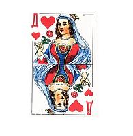 Карты игральные «Дама» 36шт.10шт / уп