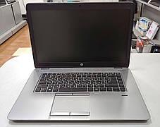 "HP Elitebook 850 G2 / 15.6"" (1366x768) TN / Intel Core i5-5200U (2 (4) ядра по 2.2 - 2.7 GHz) / 8 GB DDR3 /, фото 2"