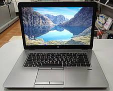 "HP Elitebook 850 G2 / 15.6"" (1366x768) TN / Intel Core i5-5200U (2 (4) ядра по 2.2 - 2.7 GHz) / 8 GB DDR3 /, фото 3"
