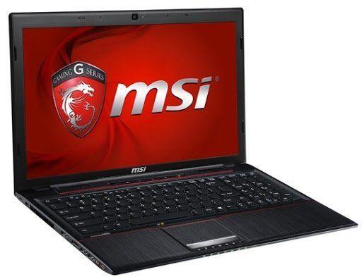 """MSI MS-16GH / 15.6"""" (1920x1080) TN / Intel Core i7-4710HQ (4 (8) ядра по 2.5 - 3.5 GHz) / 8 GB DDR3 / 240 GB"""