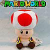 """Плюшевая игрушка Тоад из Марио - """"Toad Toy"""" - 18 см!"""