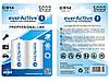 Аккумулятор EverActive EVHRL14-5000, С/R14, 5000 mAh, Ni-MH, блистер 2 шт, фото 2