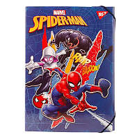 """Папка для труда YES картонная A4 """"Marvel.Spiderman"""""""