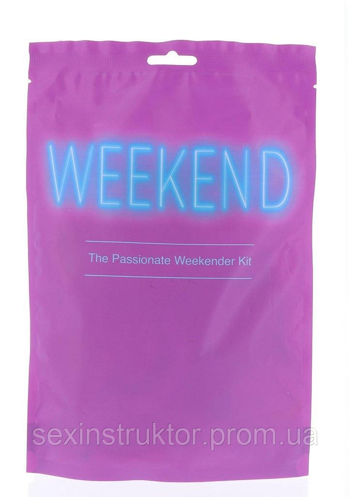Набор - The Passionate Weekend Kit Assortment