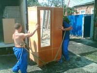 Перевозка мебели с грузчиками киев