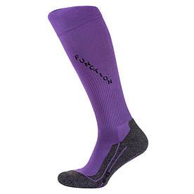 Носки компрессионные, фиолетовый