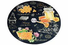 Блюдо вращающееся для сервировки стола Honey, 32см BonaDi 594-233