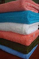 Махровые полотенца и простыни цветные Туркменистан 400-500 гр./м2