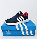 Кроссовки Adidas Мужские Синие Адидас BOOST (размеры: 41,42,43,44,45) Видео Обзор, фото 9