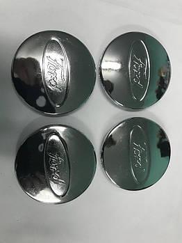 Ford Edge Колпачки под оригинальные диски 50мм V2 (4 шт)